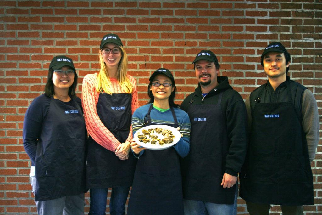 W&T Seafood Team