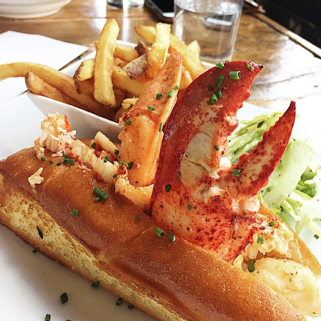 Grey Lady Lobster Roll