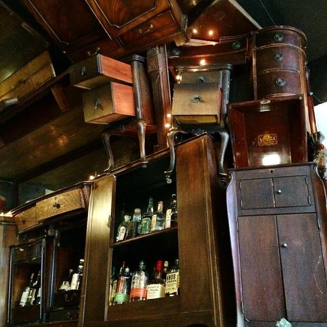 The Bounty bar