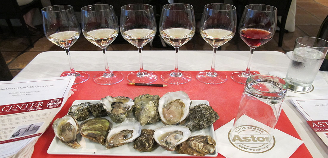 Join Us for an Oyster Primer Class